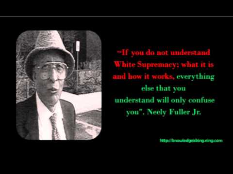 Neely fuller homosexuality and christianity