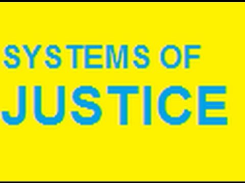 Neely Fuller Jr- We Need SYSTEMS OF JUSTICE