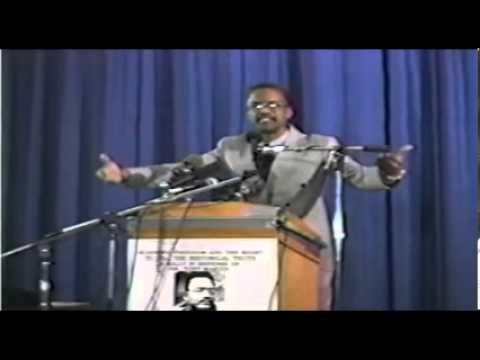 Dr. Tony Martin on Blacks and Jews