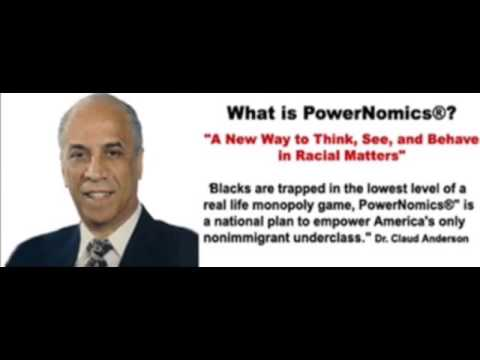 Dr. Claud Anderson: Radio Interview. Express Yourself. Black People Need Radical Change.