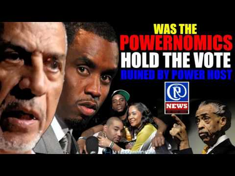 "Dr. Claud Anderson x Diddy ""HOLD THE VOTE"" Hillary Health Dance"