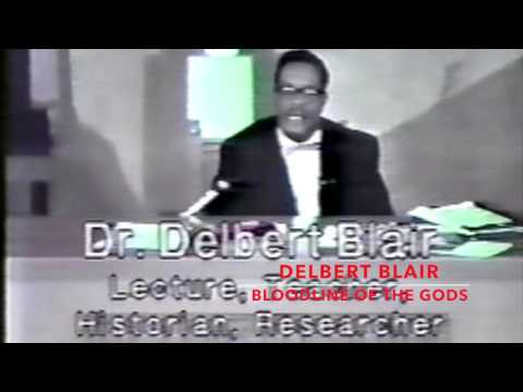 "Delbert Blair ""Bloodline of the Gods"""