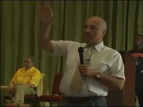 """Dr.Claud Anderson """"ISLAM IS THE ORIGINAL SLAVE MAKING RELIGION"""""""