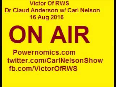 [1h]Dr Claud Anderson-  We're In A Race, Stop Being Consumers (Practice Group Economics)