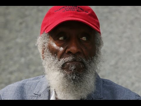 Dick Gregory 1/5/17 – Talks Dylan Roof – Trump & Jews