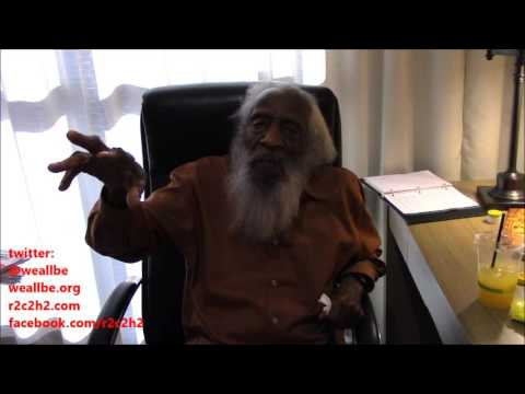 """Baba Dick GREgory: THE GaME's BEen Rigged!!! Election Eve 2016 REvelations"""