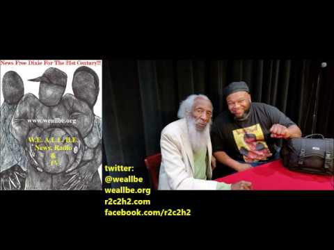 Dick GREgory On Fidel Castro, Trump, THE REcoUNt 2016: WE'RE HEadINg For THE REal HUNger GaMEs