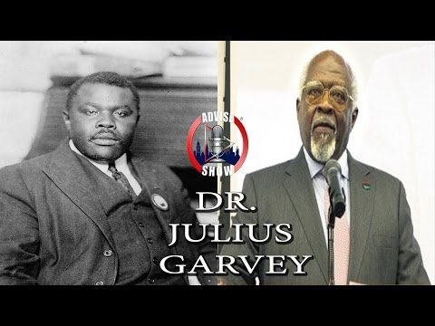 Dr Julius Garvey Speaks On His Father Marcus Garvey,Pan-Africanism,Pres. Pardon & Race Relations