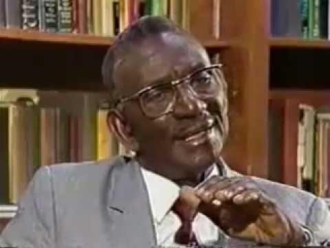 Dr Cheik Anta Diop : Humanity origin !