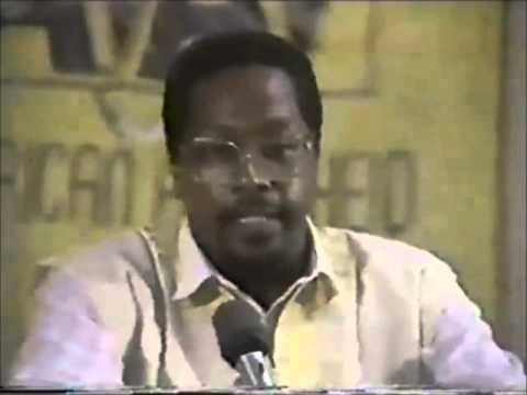 Dr  Amos Wilson   Religion, Work & School