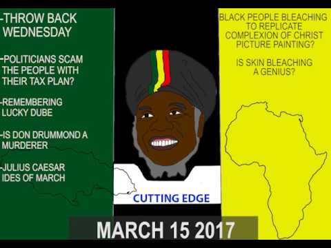 Mutabaruka   Cutting Edge March 15 2017