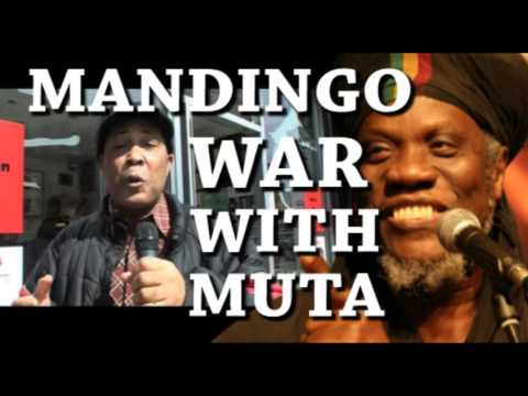 MUTABARUKA CUTTING EDGE 22/12/2016 BIG LONG WAR ON THE PHONE WITH ONE WINNER LOL