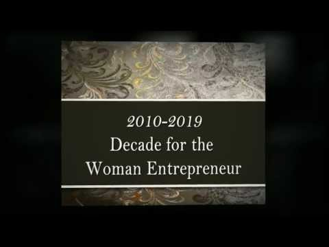 2010-2019 Decade for the Woman Entreprenuer
