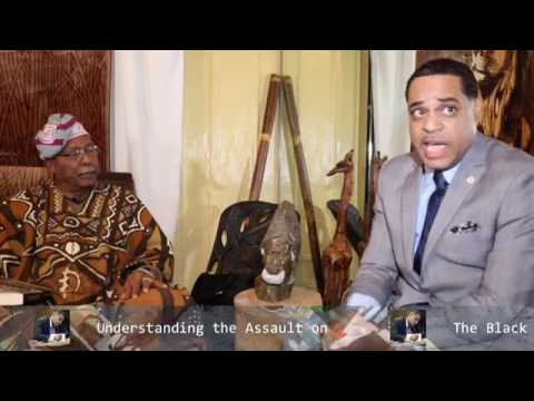 Dr. Wesley Muhammad and Professor James Smalls on Sa Neter Youtube Channel