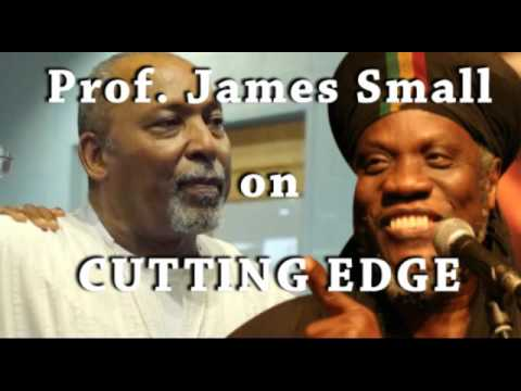 Mutabaruka STEPPIN RAZOR 18/08/2016 Professor-James Small