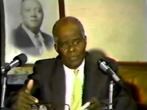 Dr. John Henrik Clarke – The African Rise of Christianity