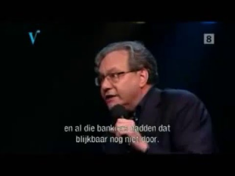 Lewis Black on Wall Street Bankers