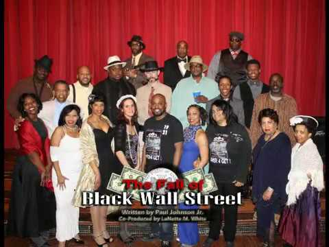 BLACK WALL STREET – STAGE PLAY DINNER COMMERCIAL (MOTHER'S DAY 2017)
