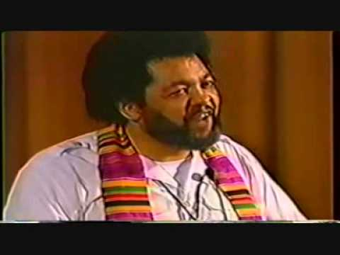 Dr Ishakamusa Barashango
