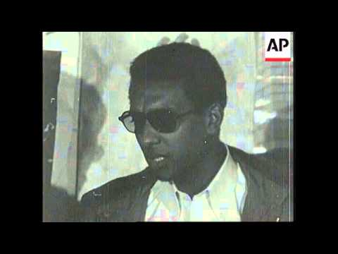 USA: BLACK ACTIVIST KWAME TURE DIES AGED 57