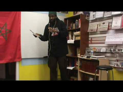 Canaanland Moors Prof. James Small Day 1 Lecture recap