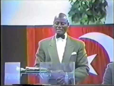 Khallid Abdul Muhammad: Who is That Mystery God?