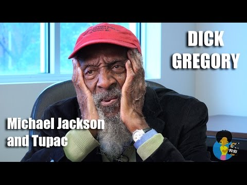 Dick Gregory – On Michael Jackson and Tupac