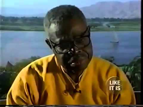 Examining Egypt Kemet With Dr  Yosef Ben Jochannan