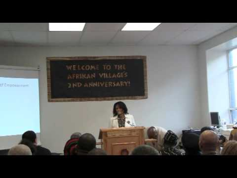 Christianity & Religion Vs. Afrikan Spirituality Dr. Ray Hagins Baltimore
