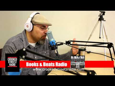 Books and Beat w Jared Ball