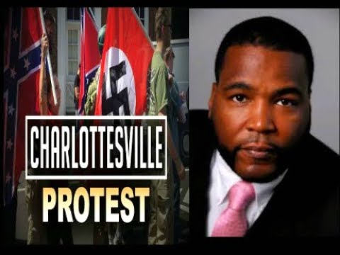 "DR UMAR SPEAKS: ""CHARLOTTESVILLE  PROTEST & WHY WHITE PEOPLE SHOULD'NT JOIN BLACK PROTEST"