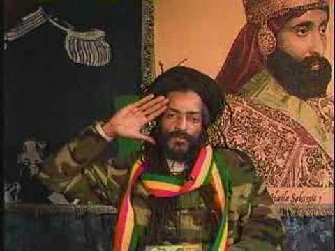 Rastafari Rising: Dr. Ashra Kwesi p1.