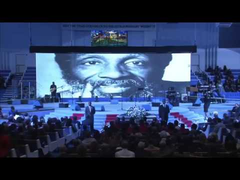 Dick Gregory Homegoing Service Part 1