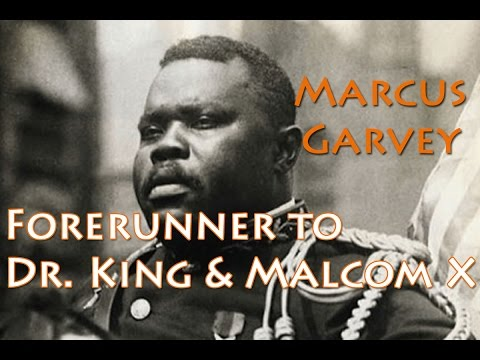 the life and contributions of marcus mosiah garvey jr the black moses Marcus mosiah garvey, jr during the discussion he further learned of the horrors of native life in black moses: the story of marcus garvey and the.