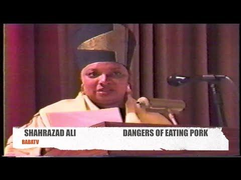 Shahrazad Ali – The Dangers of Eating Pork (U.A.M.)