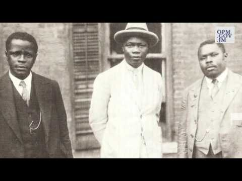 Marcus Garvey Birthday The life of Marcus Mosiah Garvey and his contribution to the  black race.