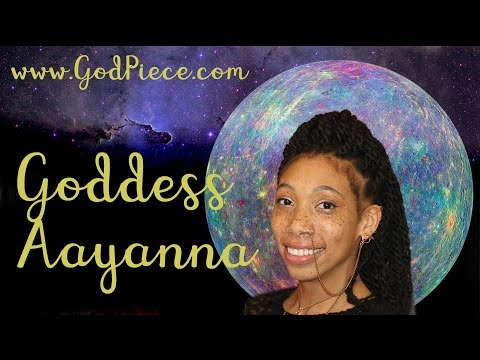Goddess Aayanna & Young Pharaoh- Black Relationships