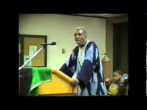 Kwame Ture Lecture at UDC