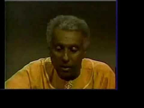 Kwame Ture (Stokely Carmichael) 1996 Interview part 4 of 5