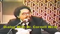 Dr. John Henrik Clarke | Dialog With Dr. Cornell West