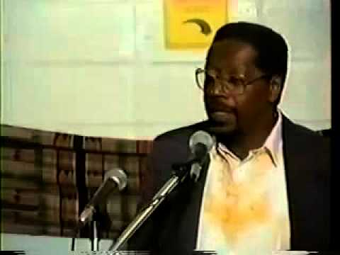 Dr Amos Wilson   Self Acceptance and Self Transformation