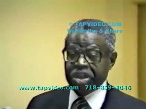 DR CHEIKH ANTA DIOP: THE AFRIKAN ORIGIN OF CIVILIZATION MYTH OR REALITY