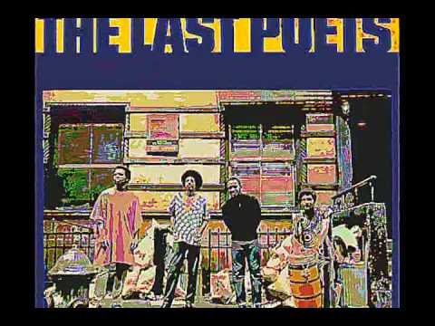 Last Poets: First Album Tr. 1 – Run, Nigga