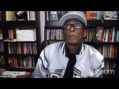 Professor Griff/Internet Outrage w/ Bro Rich
