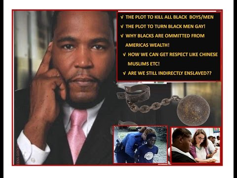 What Every Black Person Should Know – Dr. Umar Johnson – Brooklyn, NY