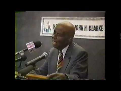 Dr. John Henrik Clarke The History of Slaves