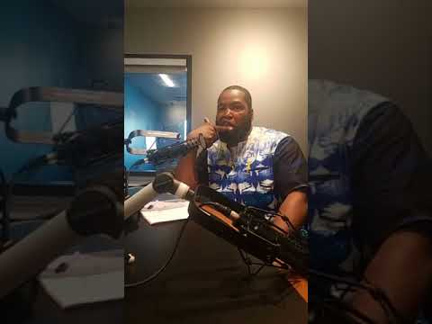 Dr. Umar Johnson talks to BIG Squeeze