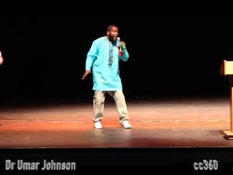 Umar Johnson Live in Chicago (May 23, 2018)