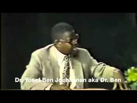 Canaanland Moors: Stop Challenging Moors and Challenge Dr. Ben