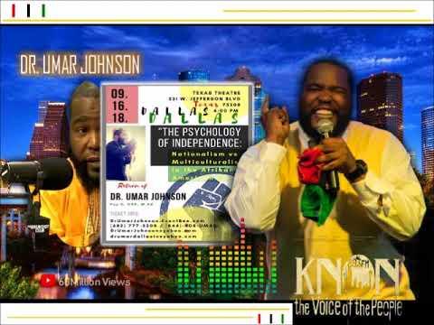 (6/09/2018) DR. UMAR TALKS: DESEGREGATION/ CHURCH SOLD OUT/ DRUGS/ DEION SANDERS & MORE